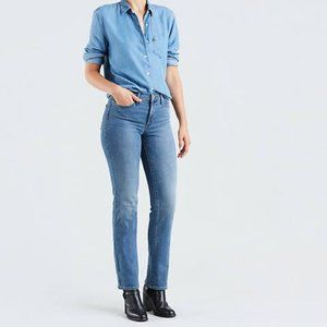314 Shaping Straight Shaping Jeans